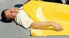 Yellow Blanket - Heavy Duty- 56
