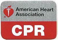 CPR Lapel Pin  90-1535 - 10/pkg