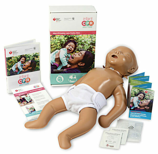 Infant CPR Anytime 2017 (15-1013) AHA