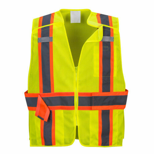 Clothing - Vests - Expandable Mesh Break-Away Vest (PORTWEST)