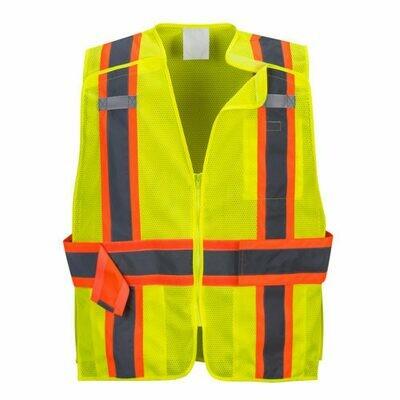 Clothing - Vests - Expandable Mesh Break-Away Vest (PORTWEST)