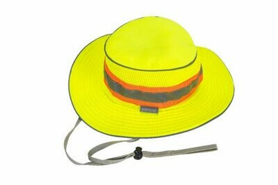 Clothing - Hats - Hi Vis Ranger Hat (PORTWEST)
