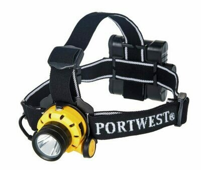 Flashlights - Portwest Ultra Power Head Light