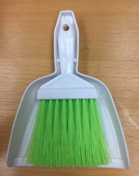 Broom and Dust Pan