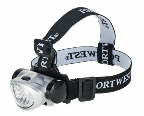 Flashlights- LED Head Light (PORTWEST)