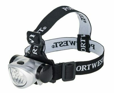 Flashlights- LED Head Light (PORTWEST)