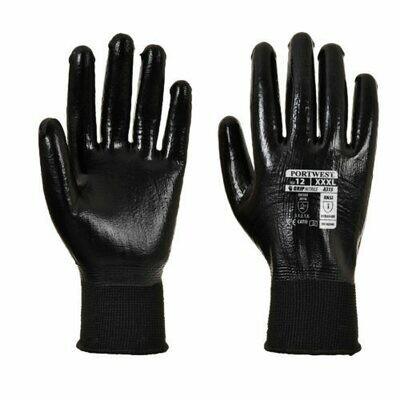 Clothing - Gloves - All-Flex Grip Glove - Nitrile (PORTWEST)