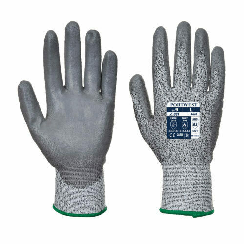 Clothing - Gloves - LR Cut PU Palm Glove (PORTWEST)