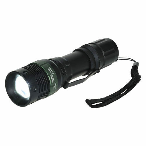 Flashlights - Portwest Tactical Flashlight PA54