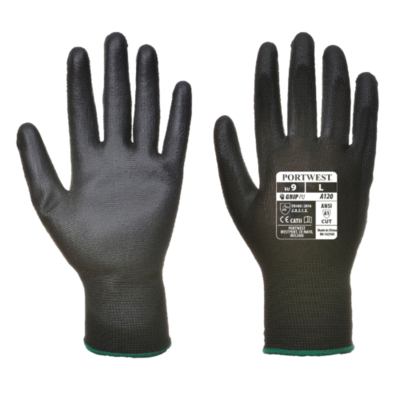 Clothing - Gloves - PU Palm Glove (PORTWEST)