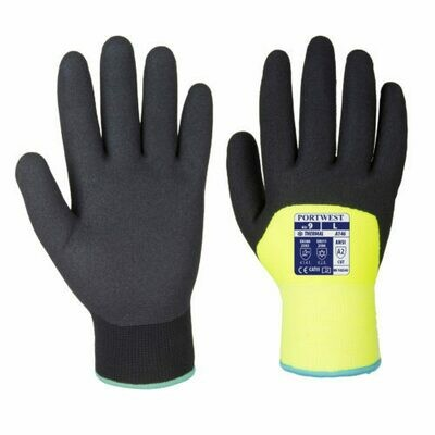 Clothing - Gloves - Artic Winter Glove - Nitrile Sandy (PORTWEST)