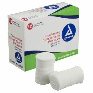 Conforming Stretch Gauze Bandage -  2