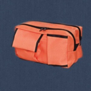 Rescue Fanny Pack (with supplies) Orange-Blue or Black