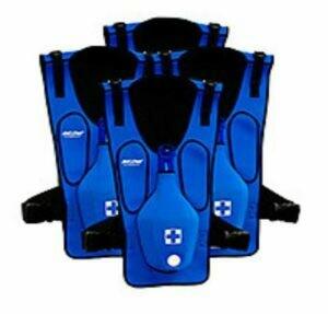 ActFast™ Anti Choking Trainer (Blue, 4-Pack) AF-401-B