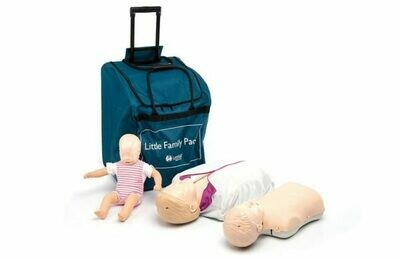 Laerdal Little Family Manikin Pack Light Skin, 125-01050