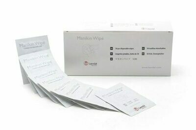 Laerdal Manikin Wipes - Package of 50 -(152400)
