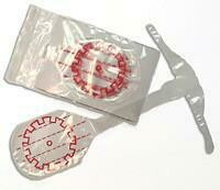 Prestan® Ultralite® Manikin Face Shields (PP-UFS-50)