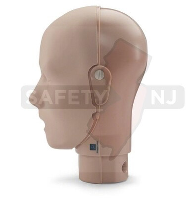 Replacement Head for Prestan Adult or Child Manikin (Multiple Skin Colors Available)