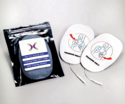 AED Practi-TRAINER® Adult Pads