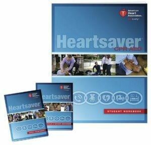 Heartsaver® CPR AED Student Workbook 15-1020 AHA