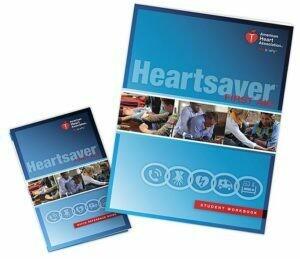 Heartsaver® First Aid Student Workbook (15-1021) AHA