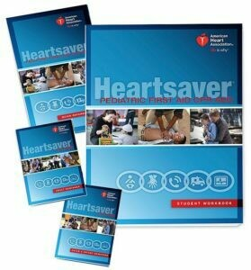 Heartsaver Pediatric First Aid CPR AED Student Manual (15-1038) AHA