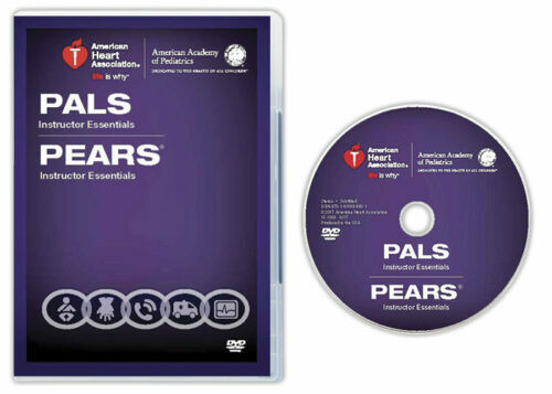 Pediatric Advanced Life Support (PALS)/PEARS Instructor Essentials Course DVD