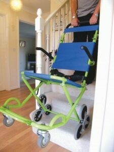 3 Wheel  Light Duty Transport Chair from Evacusafe
