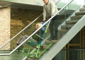 Excel Evacuation Stair Chairs from Evacusafe
