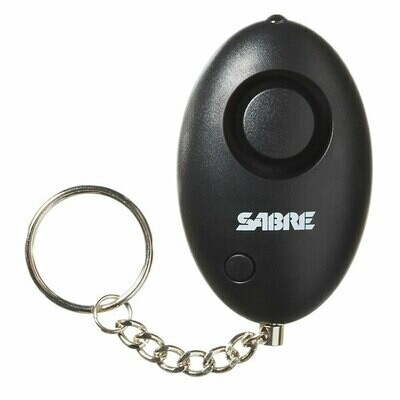 Personal Alarm – Keychain with LED Light