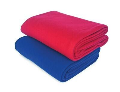 Kemp Fleece Blanket