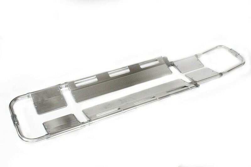 Kemp USA Aluminum Scoop Stretcher
