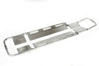 Kemp USA Aluminum Scoop Stretcher
