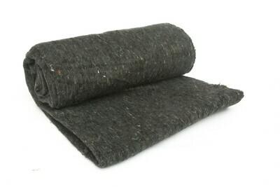 KEMP Gray Blanket 30% Wool