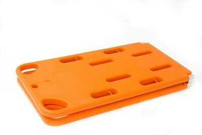Kemp USA Orange Folding Spineboard