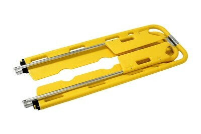 Kemp USA Yellow Scoop Stretcher