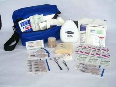 KEMP EMS Medical Field Kit Bag