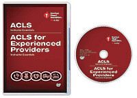 ACLS for Experienced Providers DVD 15-1063