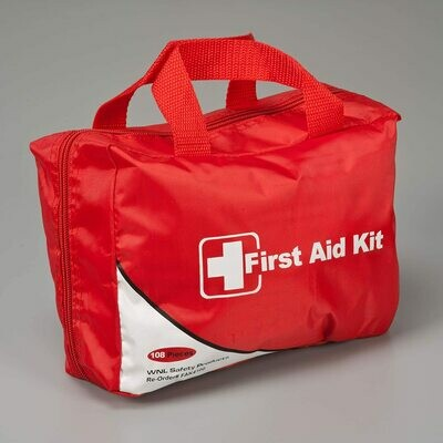 First Aid  Kit - Family Pack FAK4100