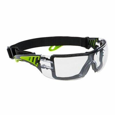 SAFETY GLASSES - PS11 - Tech Look Plus Clear