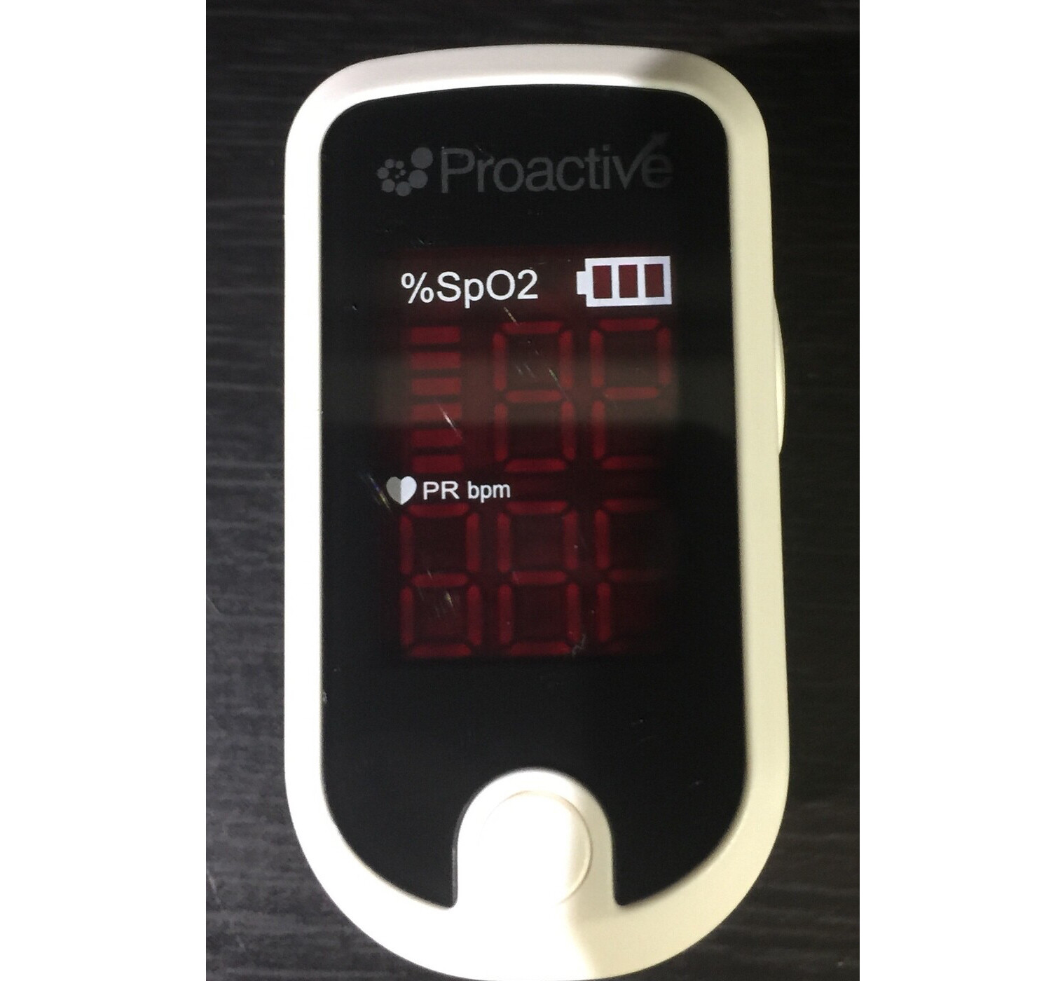Pulse Oximeter - Protekt® Proactive Finger