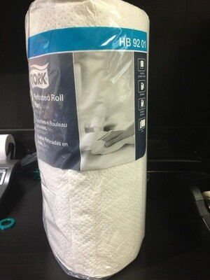 Paper Towel - York Perforated Roll Towel (Paper Towel) White Hand-Size HB 92 01
