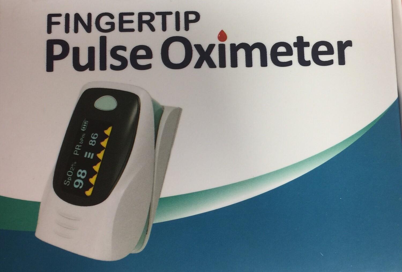 Fingertip Pulse Oximeter  Generic Brand
