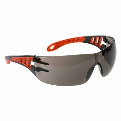 SAFETY GLASSES PS12 - Tech Look Smoke