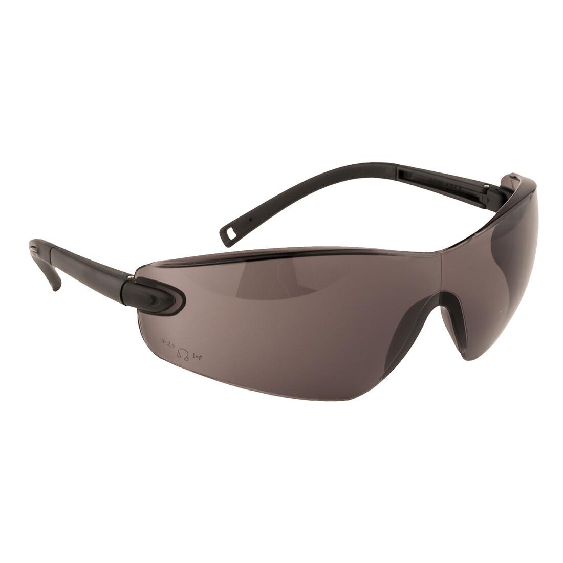 PW34 - Profile Safety Glasses Smoke. PW34SKR