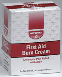 WaterJel First Aid Burn Cream Waterjel 144 Box