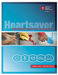 2015 Heartsaver® Bloodborne Pathogens Student Workbook (Spanish) 15-2310