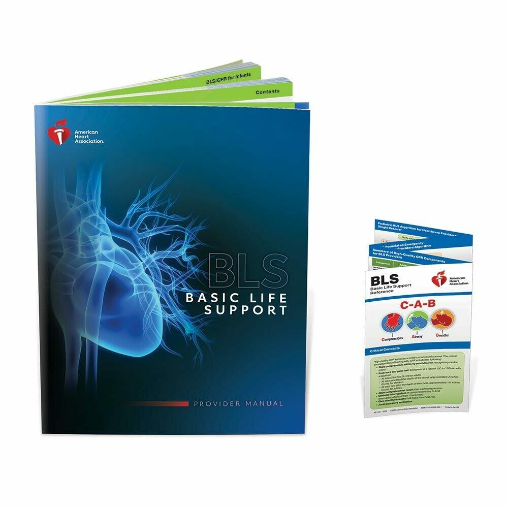 AHA 2020 BLS Provider Student Manual