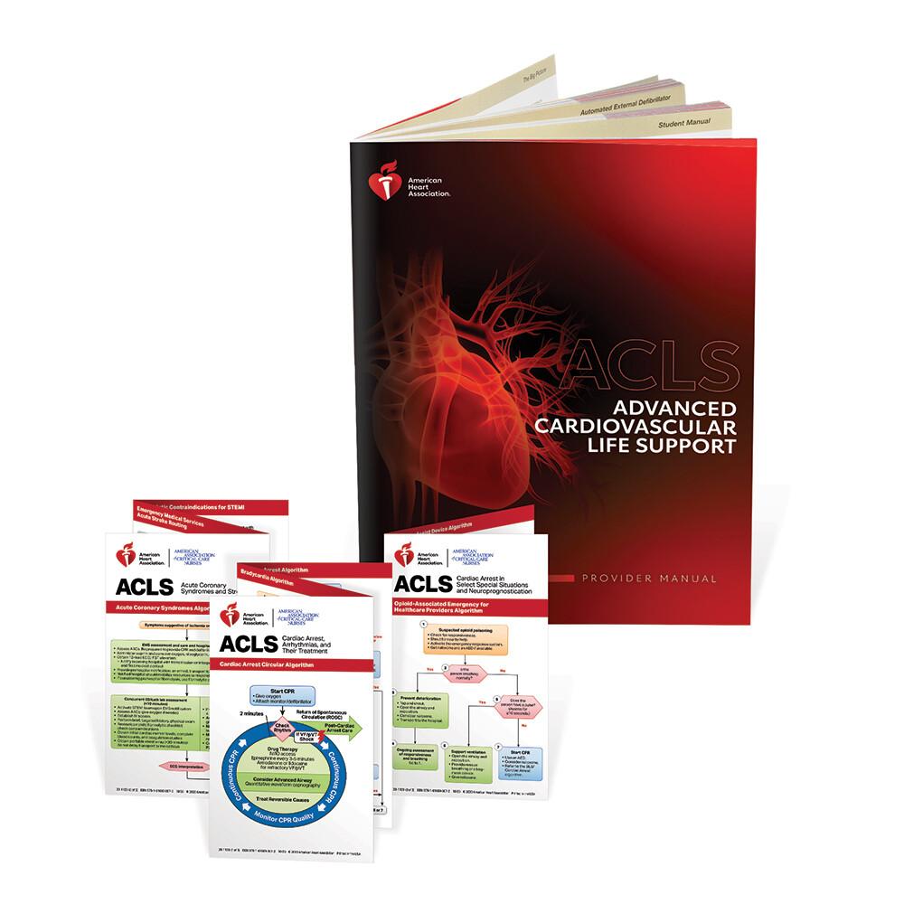 AHA 2020 ACLS Provider Student Manual