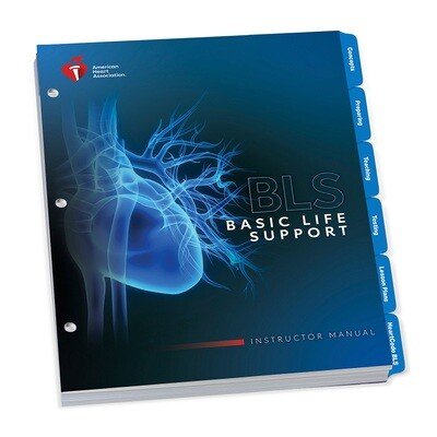 AHA 2020 BLS Instructor Manual